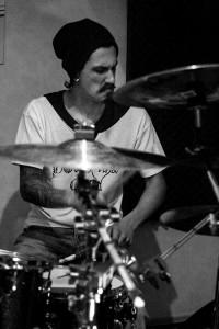 """Николай """"Чипи"""" Сараминев - барабани (присъединява се през януари 2012)"""