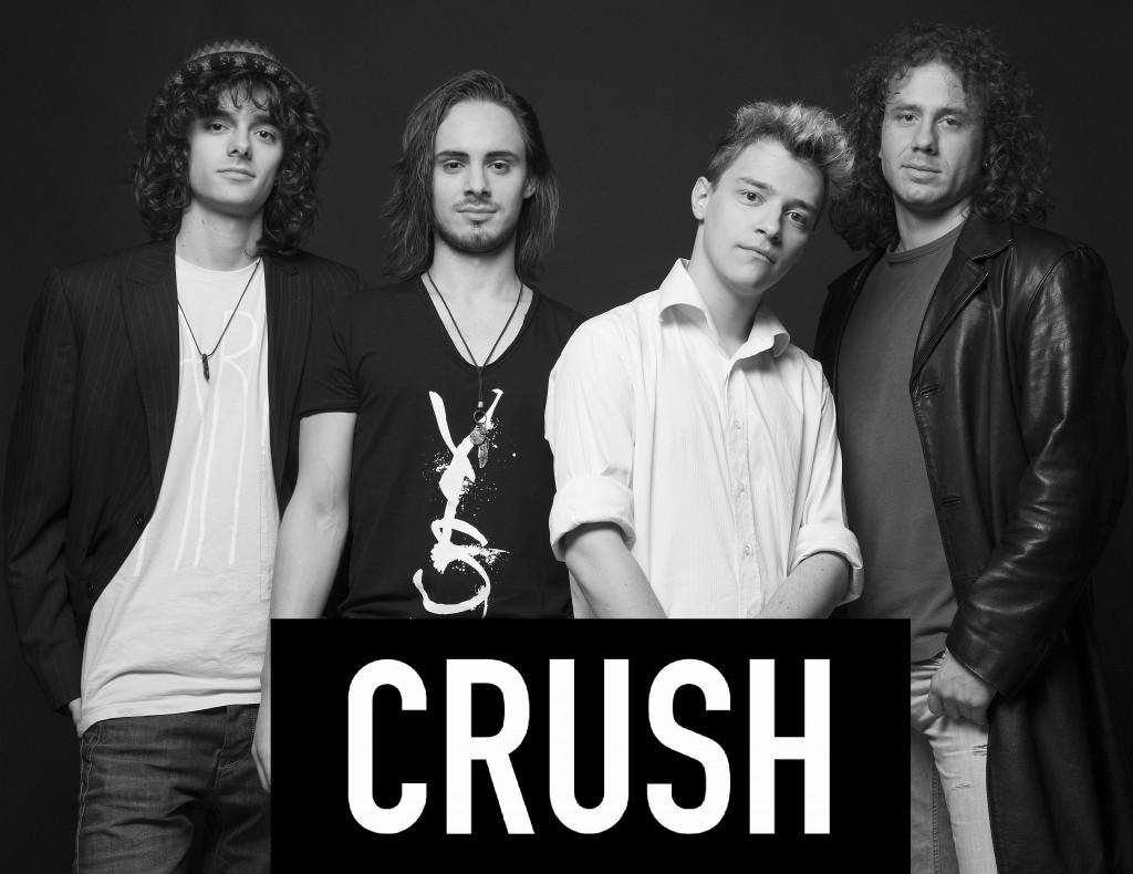 CRUSH Band & Logo